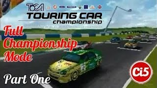 Toca (PS1) Full Championship, Part 1