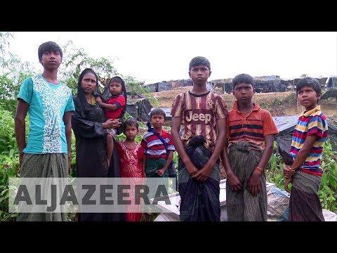Myanmar blames violence on armed Rohingya group