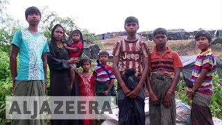 Myanmar blames violence on armed Rohingya group thumbnail