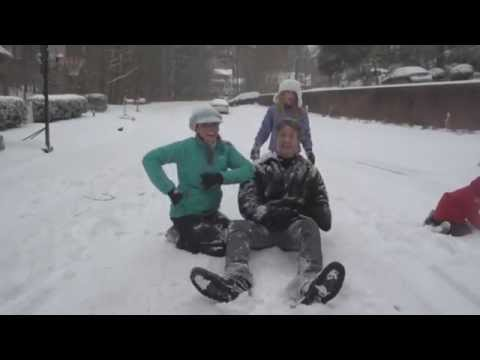 SNOW DAY: THE MUSICAL - #snOMG | The Holderness Family