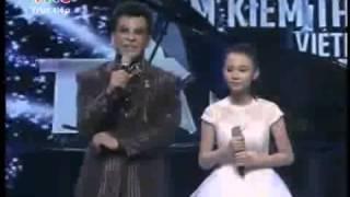 Cao Ngọc Thùy Anh hát If I ain't got you - Vietnam's Got Talent 2013 Bán kết 3 Ngày 3.3