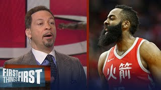 Chris Broussard on why Harden