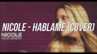 Watch Nicole Hablame video