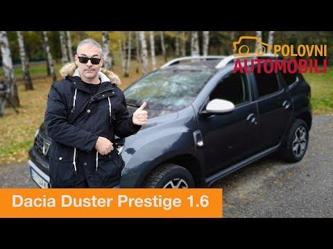 Dacia Duster Prestige 1.6 [Autotest] - princeza sa Karpata - Polovni automobili