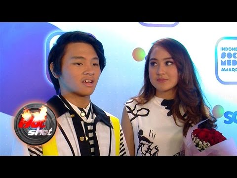 Rayuan Romantis Aldi untuk Salsha di ISMA 2K16 - Hot Shot 04 November 2016