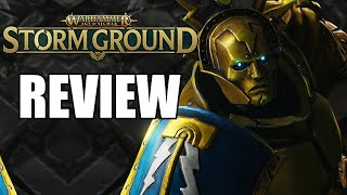 Warhammer Age of Sigmar: Storm Ground Review - The Final Verdict (Video Game Video Review)