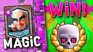 MAGIC ARCHER update // SUDDEN DEATH 8 WINS... HOW MANY LOSSES?