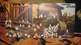 KEVIN AYERS . HARVEST LP 1972