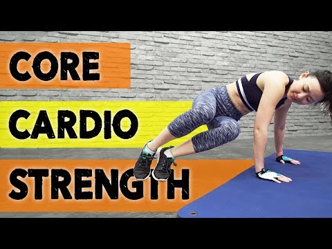 Lose Weight FAST Cardio, Core & Strength (4-Week Routine) | Joanna Soh