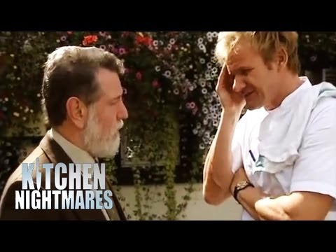Pub Owner Betrays Gordon - Kitchen Nightmares