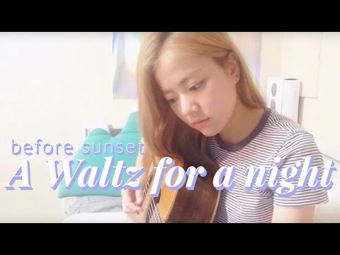a waltz for a night cover - Before Sunset