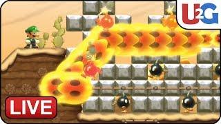 🔴 Playing Viewer Courses (!add !q !discord) - Super Mario Maker 2 U2G Stream