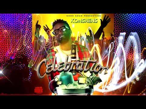 Konshens - Celebration (Official Audio)