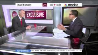 Mark Holden of Koch Industries on Martin Bashir