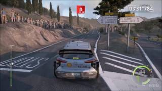 WRC 6 - Rally RACC Catalunya-Costa Daurada | La Figuera | Gameplay (PC HD) [1080p60FPS]