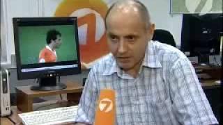Скачать Дагестанский комментатор Рамазан Рамазанов дает интервью