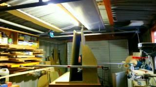 Workshop Lumber Cart Time Lapse