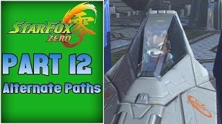 Star Fox Zero Part 12: Alternate Paths