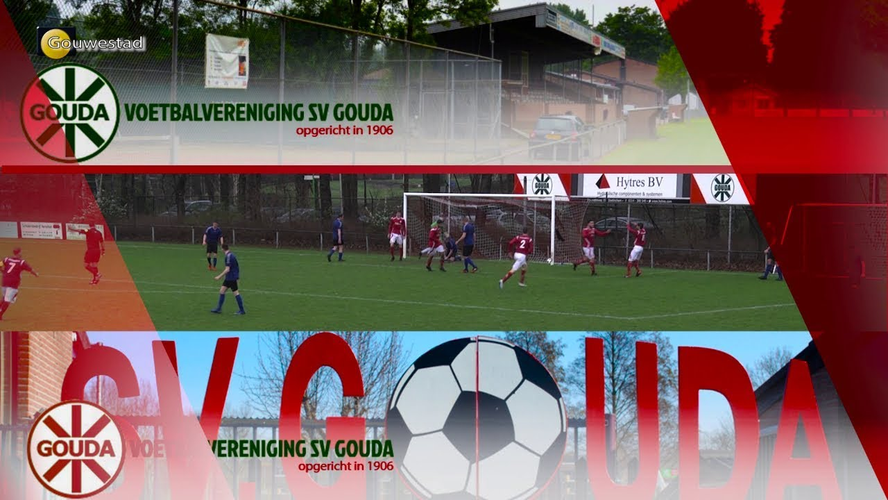 Voetbalvereniging SV Gouda - Sport