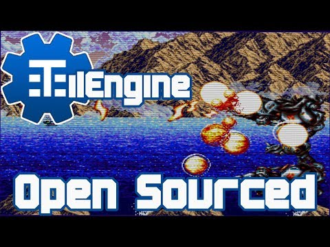 Tilengine Now Open Source -- 16Bit Style Rendering Framework