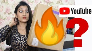 YOUTUBE sent me Mystery BOX..? | Super Style Tips