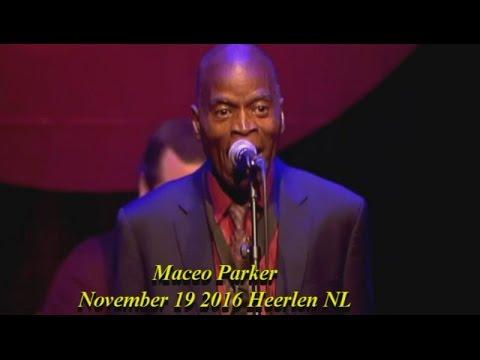 Maceo Parker P-Funkin' @ Heerlen