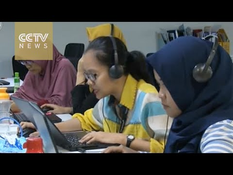 Indonesian startup takes on inspiration from Chinese companies