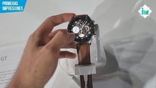 Huawei Watch GT   Primeras impresiones