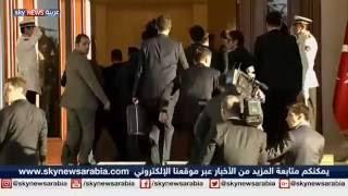 أنقرة والرياض.. محمد بن نايف يبحث أزمات المنطقة مع المسؤولين الأتراك