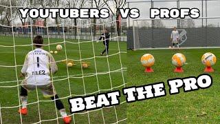 Beat The Pro !!! Verliezen is pijn lijden ;-) FC Utrecht pro vs Noah challenge