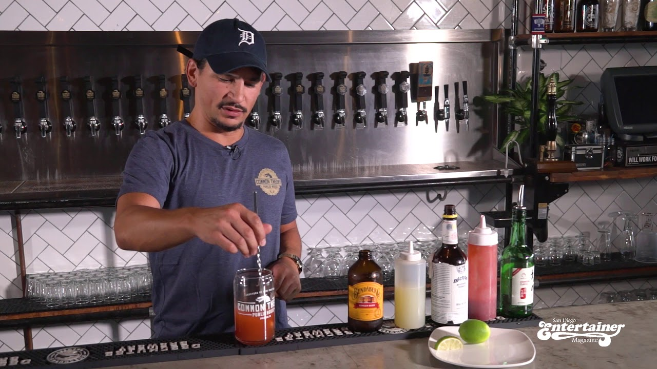 Thirsty Thursday: A Taste of Common Theory Public House | SD