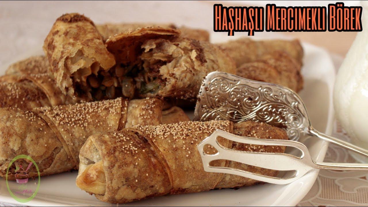 Bu Böreği Yiyen Tadına Doyamıyo 😊Mercimekli Bohça Börek👉🏻BERA TATLİDUNYASİ