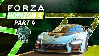 "Forza Horizon 4 PC Gameplay Walkthrough - Part 4 - ""So much better, right?!"" (Let"