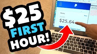 3 Websites That Pay Fast *IN ONE HOUR!* Make Money Fast Today