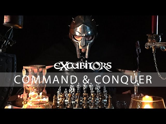 eXcubitors - Command and Conquer (Official Music Video)