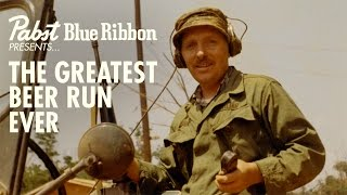 Pabst Blue Ribbon Presents: The Greatest Beer Run Ever(At a time when the Vietnam War was at its height, one man, John