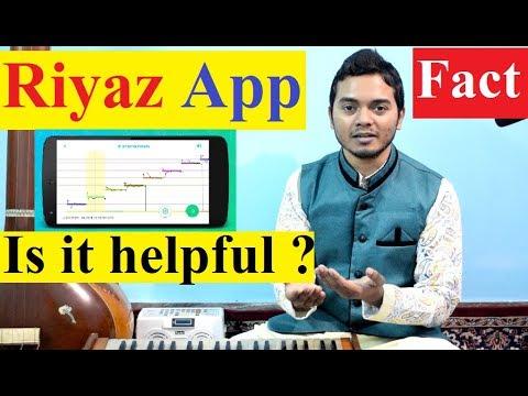 Riyaz App, Singing practice on Mobile application, Is it helpful ??