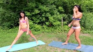 Stretching Exercises for Flexibility with Amanda Sue and Melinda