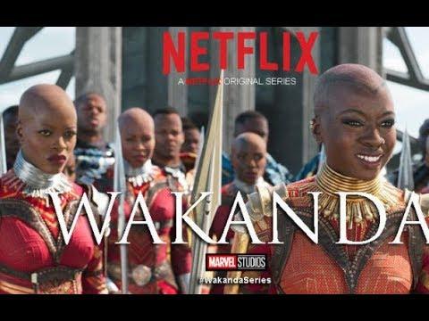 Black Panther  Demands a Series From Netflix