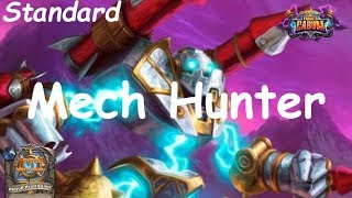 Hearthstone: Mech Hunter #4: Boomsday (Projeto Cabum) - Standard Constructed