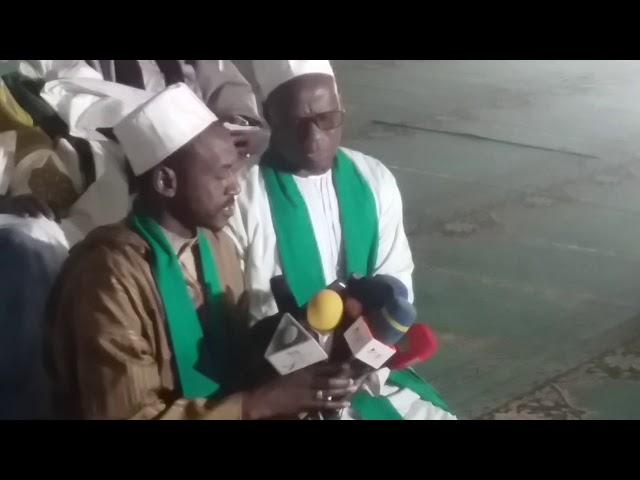 40édition de la ziarra de Thierno Seydou Nourou Tall