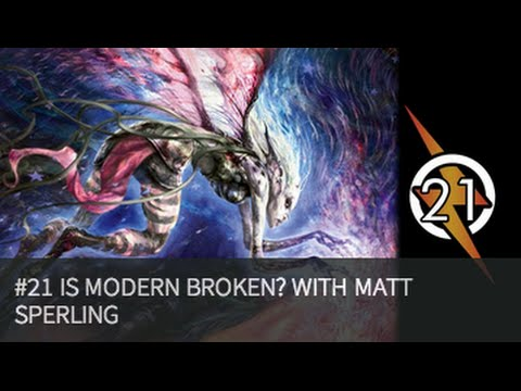 "Is Modern Broken with ""Matt Sperling"" 