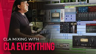 Chris Lord-Alge Mixing with CLA Everything