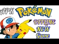New Pokemon Game For Android No Emulator New Apk + Data