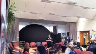Science and Engineering Day 2014 Timelapse of Astrodome