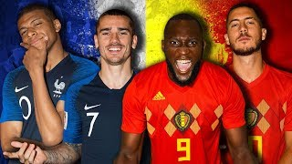FRANCE 1-0 BELGIUM | FRANCE ARE IN THE WORLD CUP FINAL!! | #TheFootballSocial