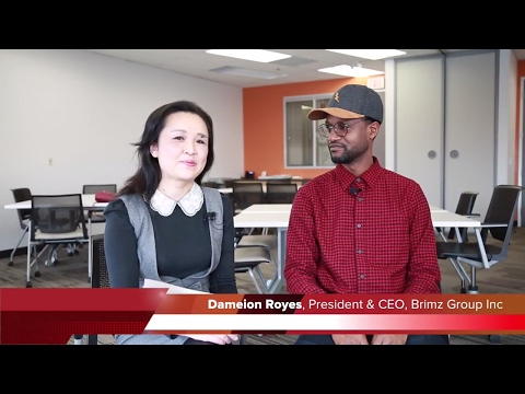 Engaging & Empowering Youth through Creative Activities - Interview with  Dameion Royes (Part 1)