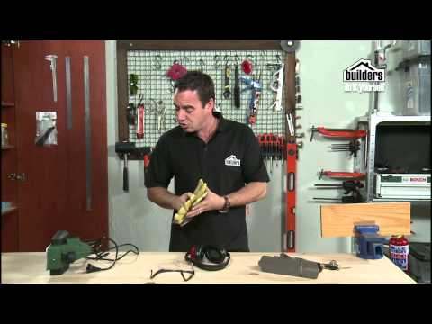 Builders Power Tools: Power Planer