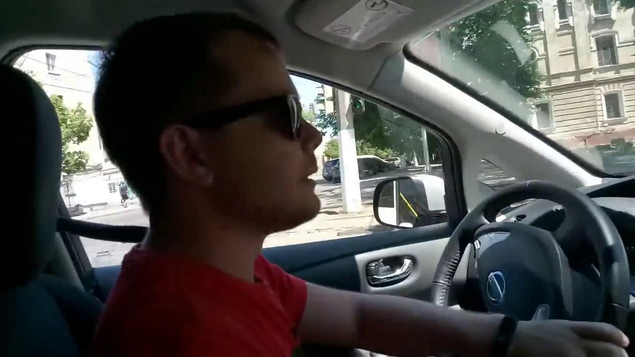 Каршеринг электромобилей в Одессе