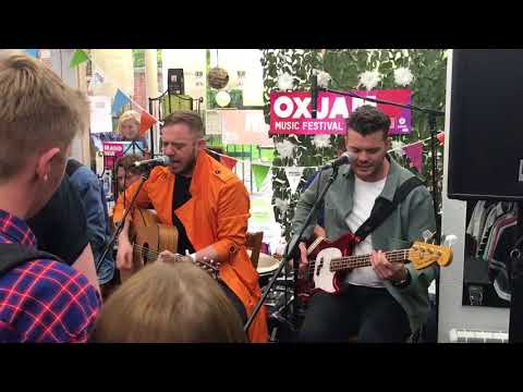 Everything Everything at Oxfam Canterbury